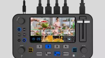 Lanzan el SPROLINK NeoLIVE R2 - Conmutador de video portátil con pantalla incorporada
