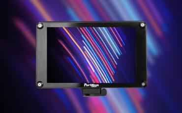 """Lanzan el PortKeys HS7T Edición Metal – Monitor HDMI y SDI de 7"""" en un cuerpo resistente"""
