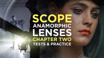 アナモフィックレンズ、アタッチメント、アダプターの戦い - メディア部門 SCOPE 第2章
