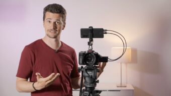 Sony Xperia PRO Review as a Camera Monitor and Live Streaming Phone