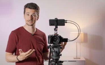 ソニーXperia PROレビュー:カメラモニターとライブストリーミングについて