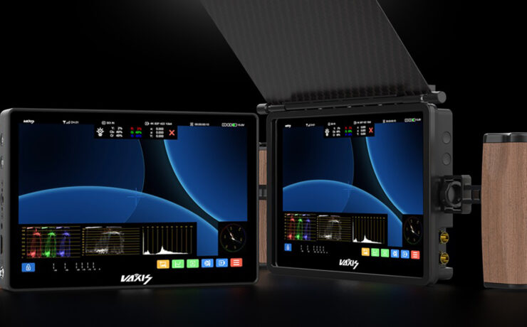 Vaxis Cine8 Wireless Monitor - Hefty Features, Hefty Price