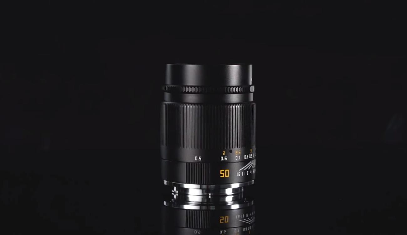"Nuevo lente ""Nifty Fifty"" asequible – lanzan el TTArtisan 50mm F1.4 ASPH full-frame para cámaras mirrorless"