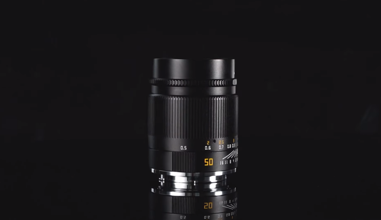 """Affordable """"Nifty Fifty"""" – TTArtisan 50mm F1.4 ASPH Full-Frame Lens for Mirrorless Cameras Released"""