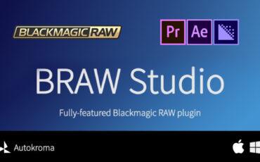 La actualización de Autokroma BRAW Studio añade compatibilidad con las Apple M1