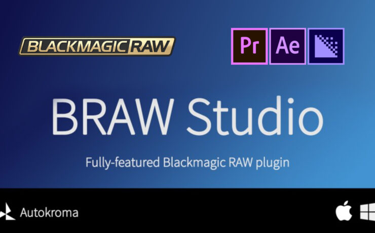 Autokroma BRAW Studio Now with Apple M1 Support