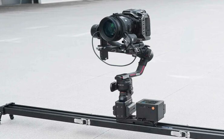 YC Onion CHIPS 3.0 Motorized Slider Dolly Introduced
