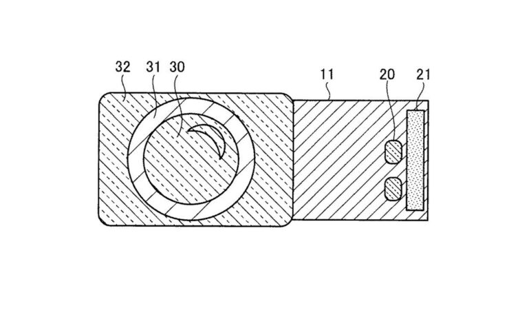 Curved Camera Sensor: New Sony Patent Shows Where Tech Could Go ... If Business Will Let It