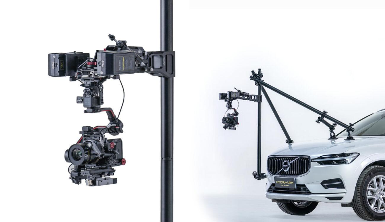 Tiltaがハイドラプレデター衝撃吸収アームを発売