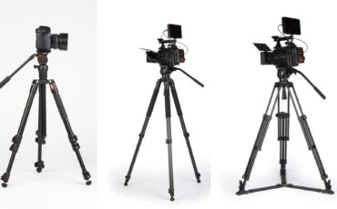 SWIT Launch a Complete Range of Tripods and Fluid Heads