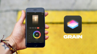 Grain App Review – Color Correction and Effects for iOS