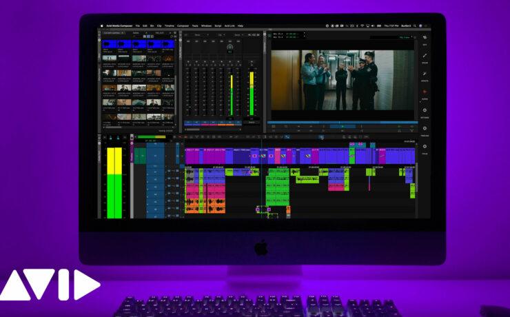 Avid Media Composer 2021.6 – New Workflow Improvements
