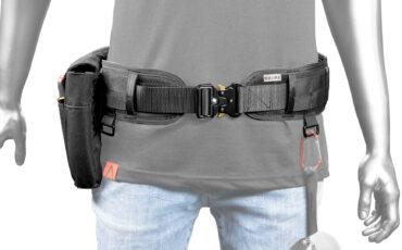 Cinturón portaherramientas Shape AC Toolkit para profesionales de la televisión y el cine