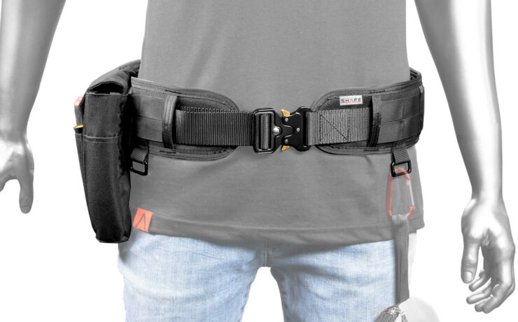 Shape AC Toolkit Utility Belt for TV and Film Professionals