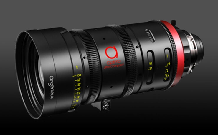 Angenieux Optimo Ultra Compact 37-102mm T2.9 Zoom Lens Announced