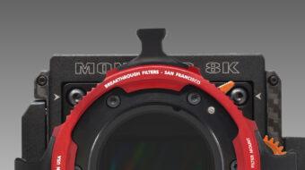 Breakthrough Photography がRED用PLマウント・ドロップインフィルターシステム「Cinema DFM」を発売