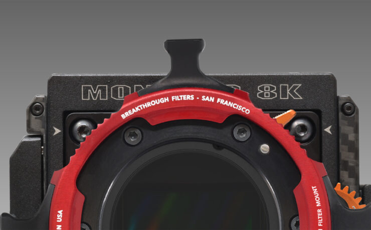Breakthrough Photography Cinema DFM Released – PL-Mount Drop-in Filter System for RED