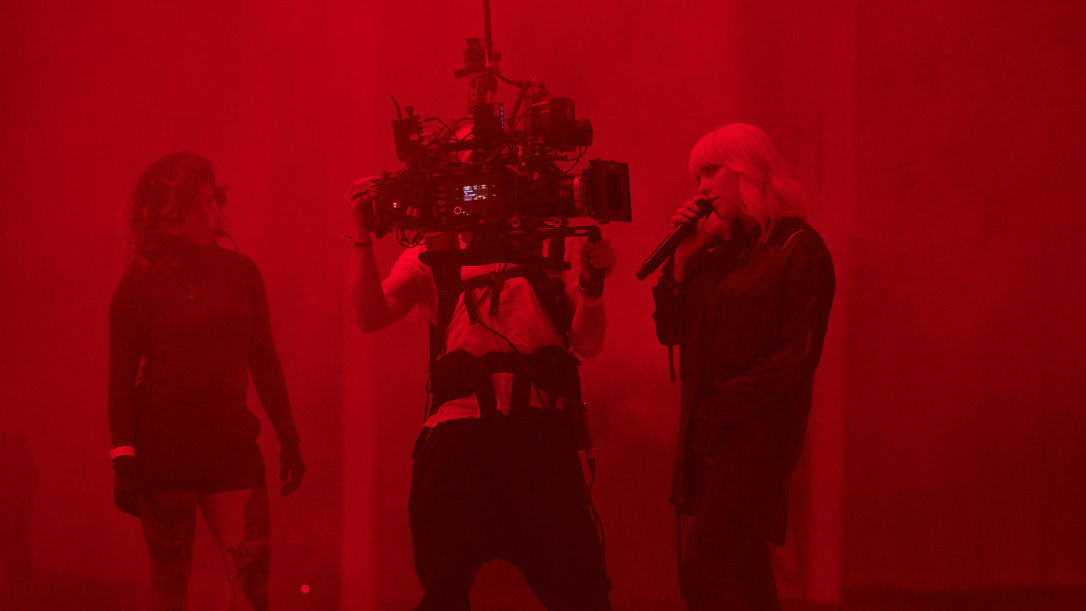 Filming Billie Eilish at the Hollywood Bowl – Exclusive Interview with DP Pablo Berron