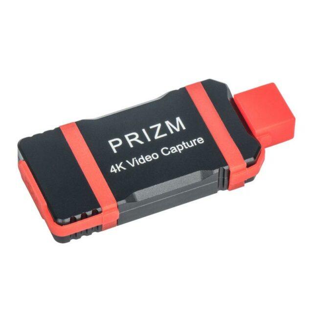 CAME-TV Prizm 4K Video Capture Adapter.