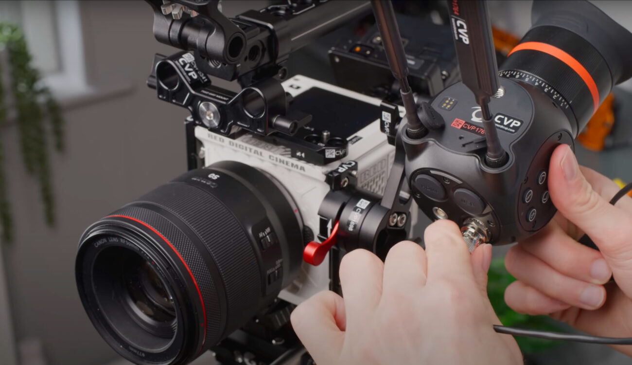 La nueva serie de videos de CVP muestra cómo obtener una configuración perfecta con la RED KOMODO