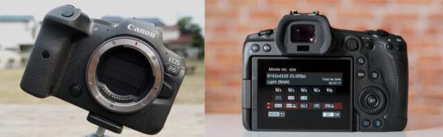 Canon EOS R5 / R6