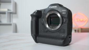 Anuncian la Canon EOS R3 con grabación de video RAW interna en 6K 60P y un tiempo de grabación muy extenso