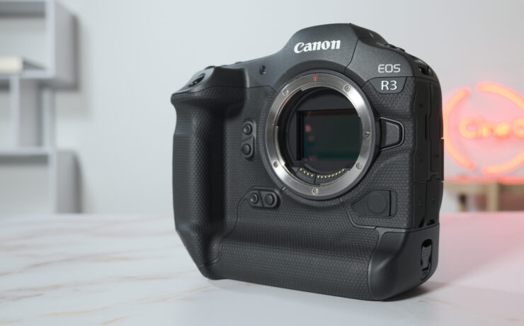 Canon EOS R3 Launched with 6K 60P Internal RAW Video Recording and Very Long Recording Time