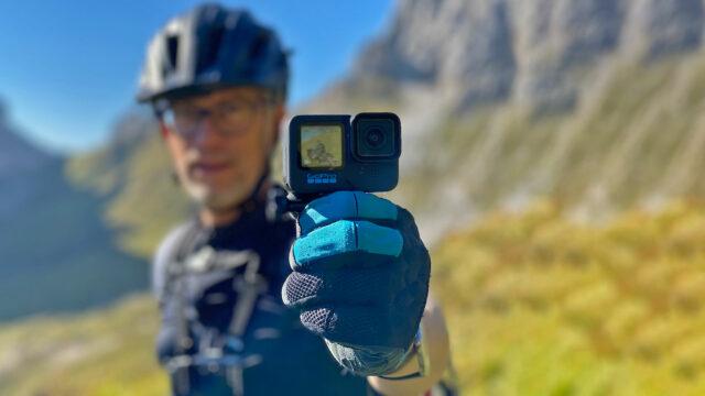GoPro HERO 10 Black Review - Field Test on a 4 Day Mountainbiking Trip
