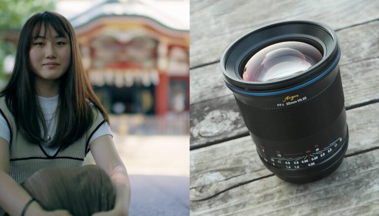 Laowa Argus 35mm f/0.95 Full Frame Lens Review - Featuring Sony a7S III