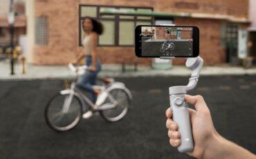 Anuncian el gimbal para smartphone DJI OM 5 - Más pequeño, liviano y con barra de extensión incorporada