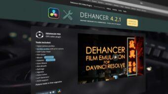 Dehancer Pro Resolve Plugin Review