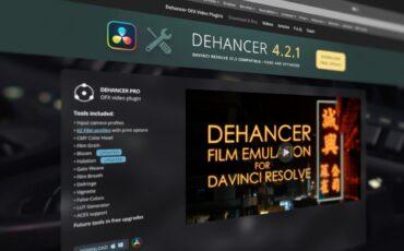 Reseña del plugin Dehancer Pro Resolve
