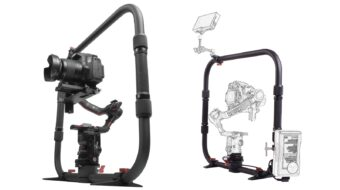 DigitalFotoがDJI RS 2 リンググリップと電源ベースプレートを発表