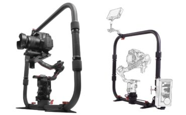 DigitalFoto DJI RS 2 Ring Grip and Power Supply Base Plate Announced