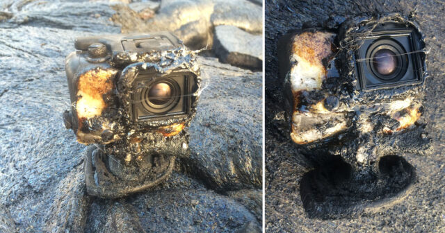 GoPros are built tough.