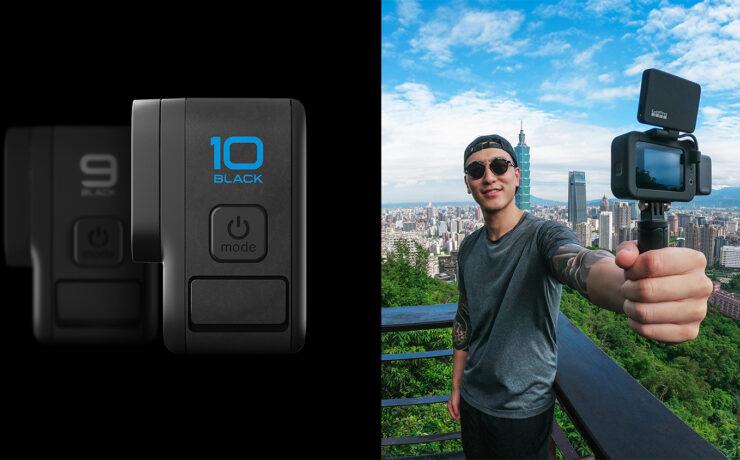 GoProがHERO 10 Blackを発表 - HyperSmooth 4.0ですべてのフレームレート/解像度モードに対応
