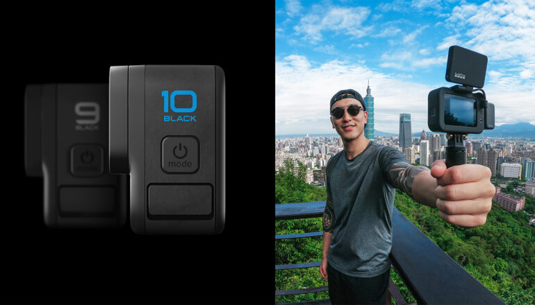 GoPro HERO 10 Black Announced – With HyperSmooth 4.0 for all Frame Rates/Resolution Modes