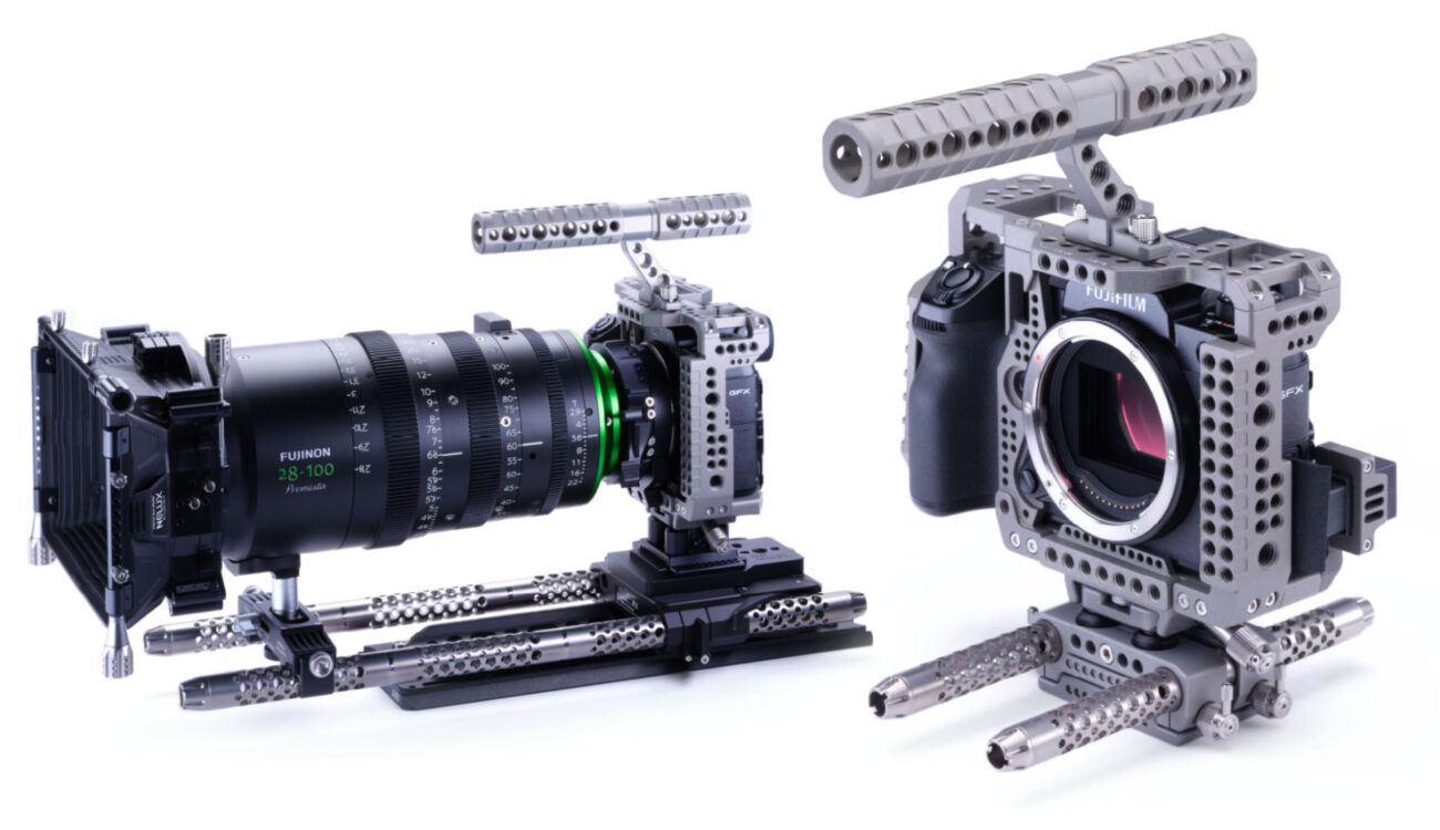 LockCircle X-Cage for FUJIFILM GFX 100s Introduced