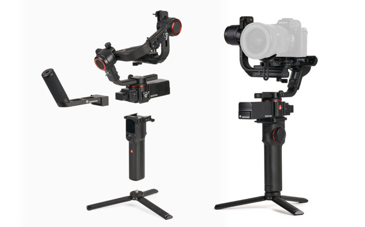 Manfrotto 300XM Modular Gimbal Released