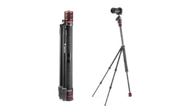 Manfrotto Gim-Pod Turns your GimBoom into a Tripod