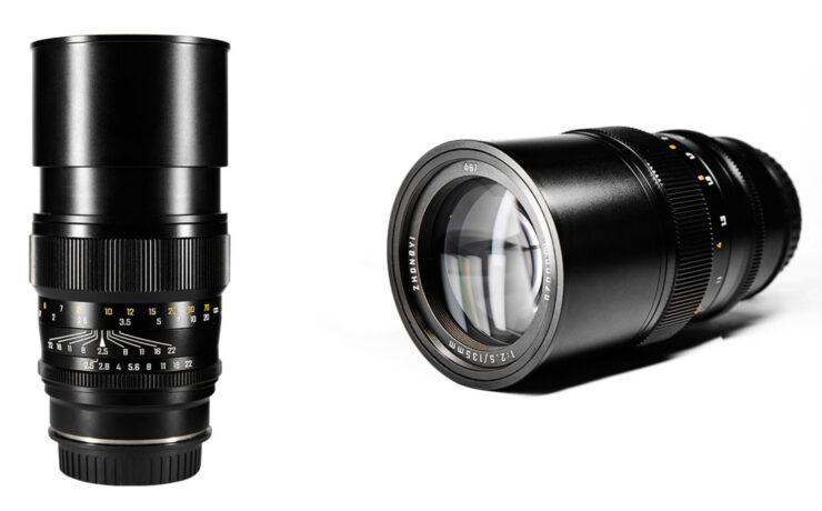 Mitakon Creator 135mm f/2.5 Lens Released – Manual Full Frame on a Budget