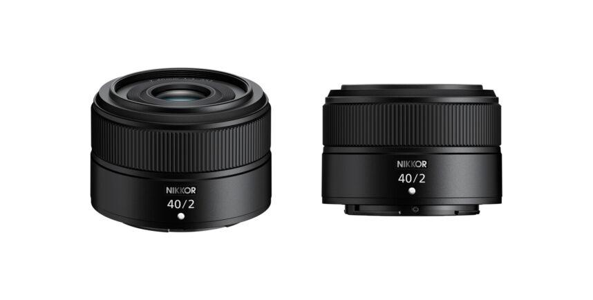 Nikon NIKKOR Z 40mm F/2 Announced