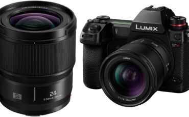 Lanzan el lente Panasonic LUMIX S 24mm f/1.8