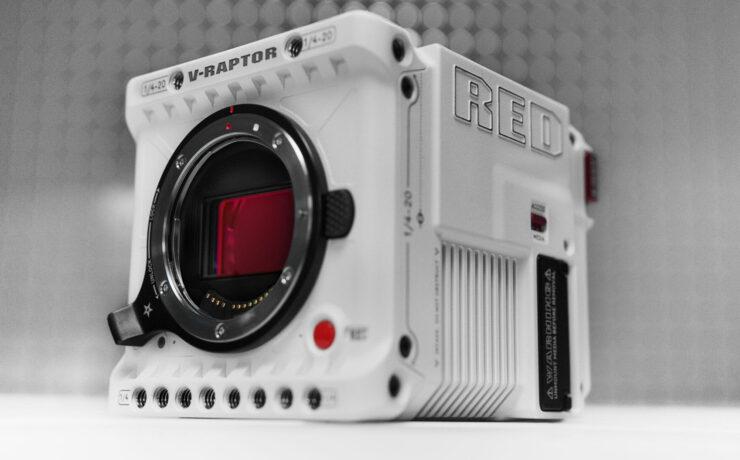 REDがV-RAPTORを発表 - DSMC3ラインナップ初のカメラ
