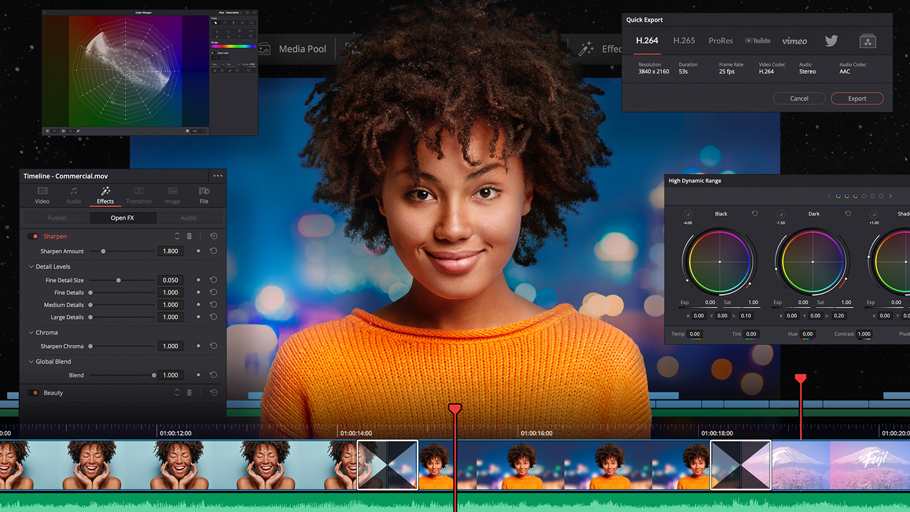 DaVinci Resolve 17.3.1 - Now Available