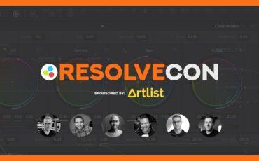 RESOLVECON 2021 – Free Seven-Hour Livestream Full of DaVinci Resolve Education