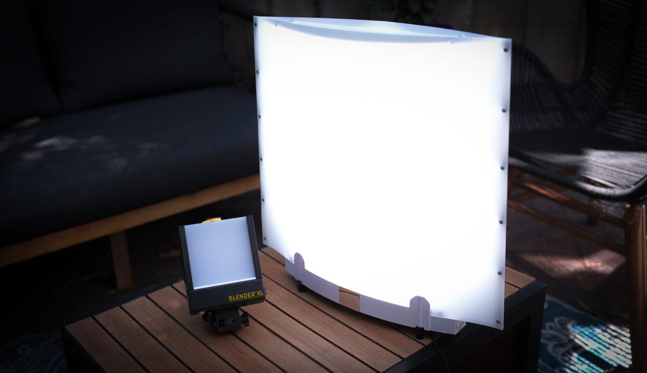 Lowel Blender XL and Ego LED Reviews – Quirky Bi-Color Fixtures