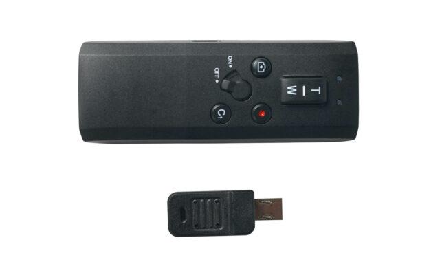 SIRUI detachable remote controller