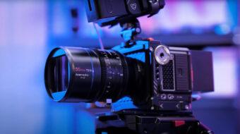 SIRUI 50mm T2.9 1.6x Full-Frame Anamorphic Lens Announced