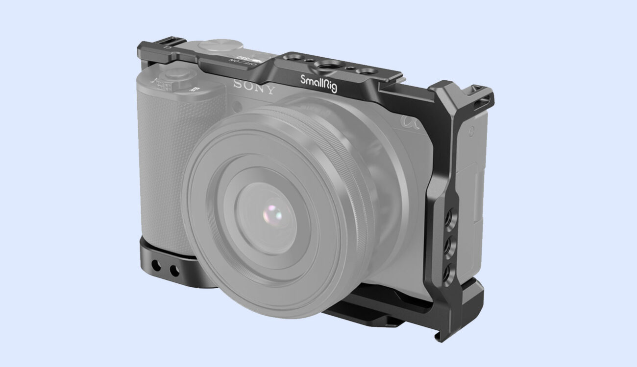 SmallRigがソニー「ZV-E10」用のケージを発売